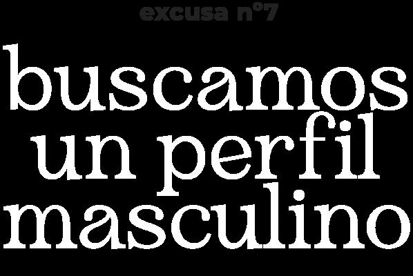 excusa n7